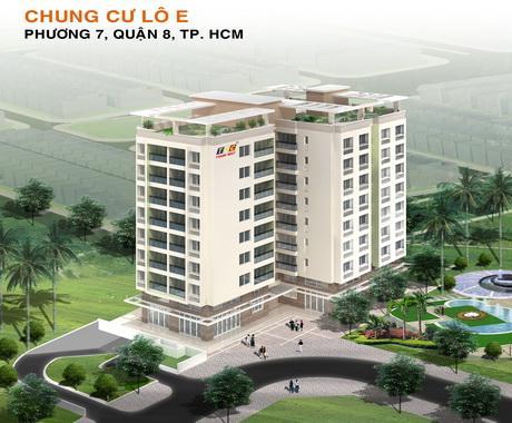 Chung cư Thanh Nhựt, Quận 8